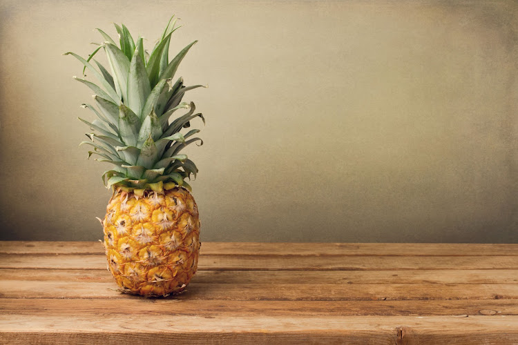 Demand rises for the spiky fruit as people brew pineapple beer at home during the Covid-lockdown ban on alcohol sales.