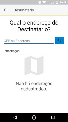 Correios screenshot 5