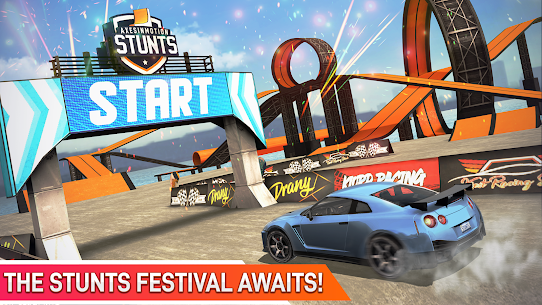 Car Stunt Races: Mega Ramps 6