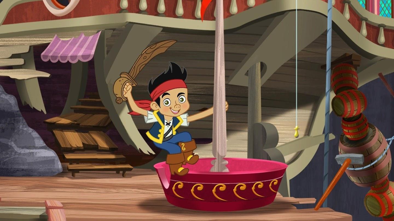 Jake's Neverland Pirate School