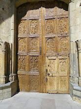 Photo: Cathédrale - porte
