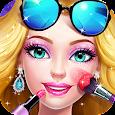 Doll Makeover Salon Icon