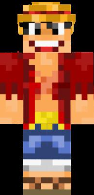One Piece Nova Skin - Skins para minecraft pe one piece