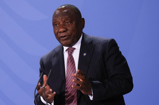 UN must prioritise repatriation of victims of slave trade, says Ramaphosa