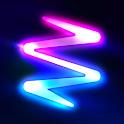Neon Photo Editor - Photo Filters, Collage Maker icon