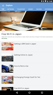 Japan Travel –Route, Map, JR- screenshot thumbnail