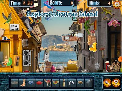 Hidden Objects Alcatraz Escape screenshot 7