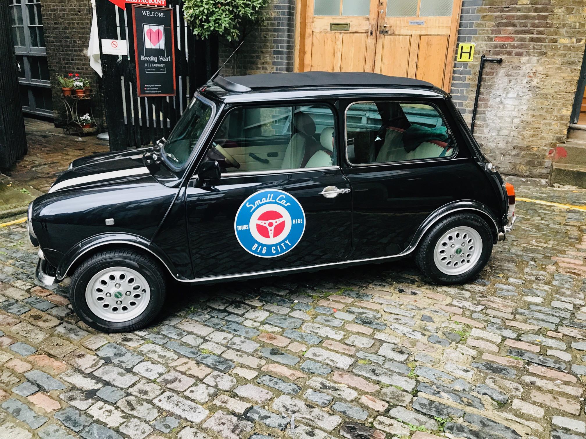 Rover Mini Cooper Hire Sutton