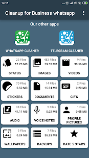 Cleanup for Business whatsapp - náhled