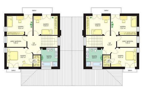 Szmaragd 2 - Rzut piętra