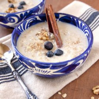 Old-Fashioned Mexican Oatmeal (Avena).
