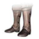 初心者の信念のブーツ