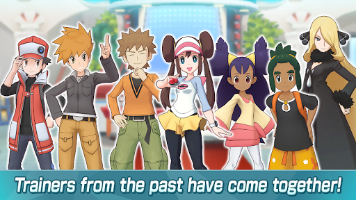 Pokémon Masters screenshot 4