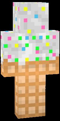 Hello! I'm one ice cream.........