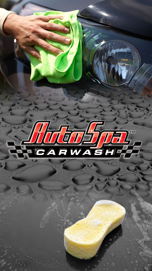 AutoSpa Car Wash- screenshot
