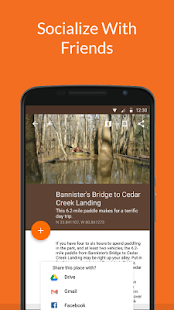 Congaree Ntl Park by Chimani- screenshot thumbnail