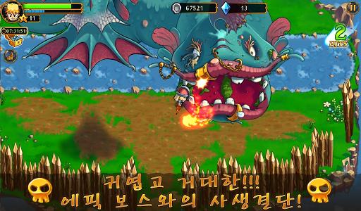 리그오브히어로즈(LOH) for Kakao screenshot 9