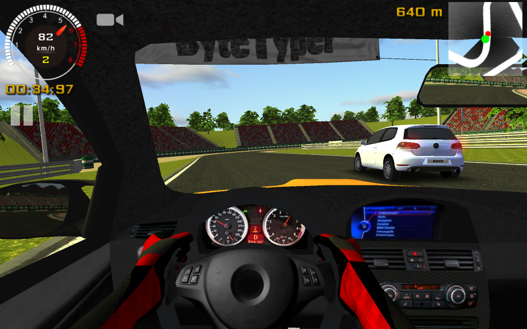 Racing Simulator- screenshot