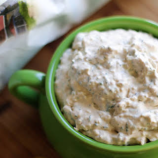 New England-Style Clam Dip.