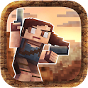 Rise of the Block Raider 3D icon