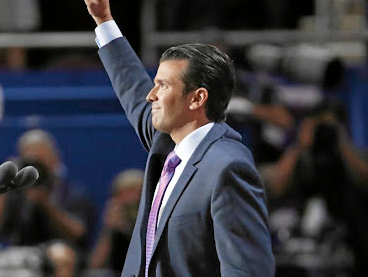Donald Trump Jr. Picture: REUTERS