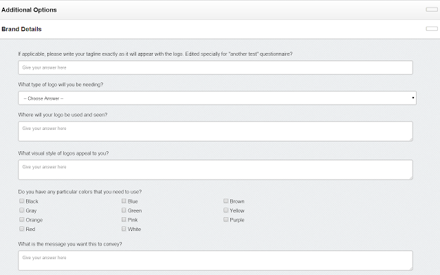 osmosis questionnaire and proposal software chrome web store