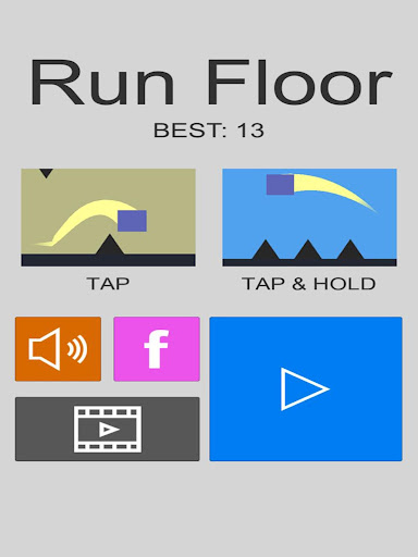Box Run Floor for PC