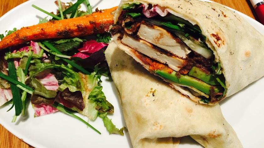 El wrap vegetariano se cuela en el menú infantil de la cadena de comida rápida.