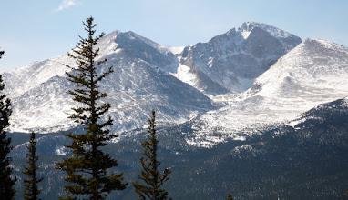 Photo: Longs Peak, Colorado