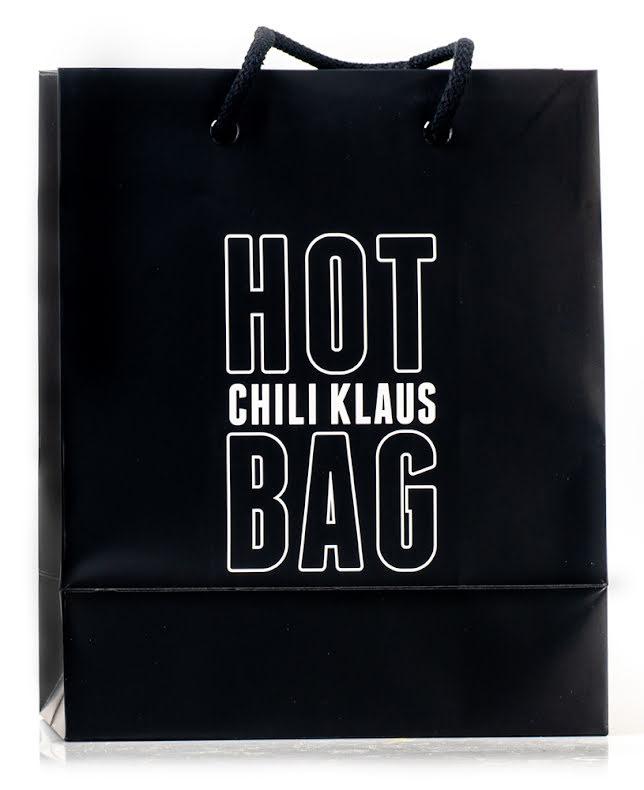 Presentpåse – Hot Bag – Chili Klaus