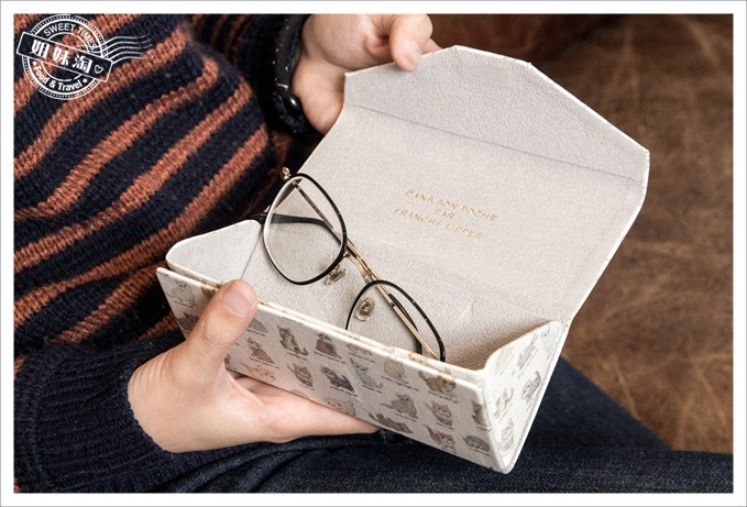 摺疊眼鏡盒