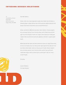 ID Solutions - Letterhead item