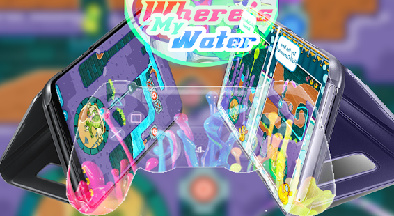 New Where's My Water Guide - náhled