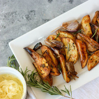 Oven Baked Yukon Gold Rosemary Fries Recipe