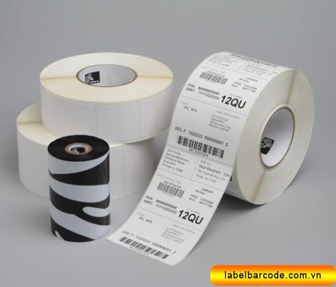 giấy in tem nhãn mã vạch giá rẻ tại hà nội