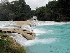 Photo: Cascadas de Agua Azul