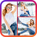 Photos Collage Maker: Edit Photos & Make Collages icon