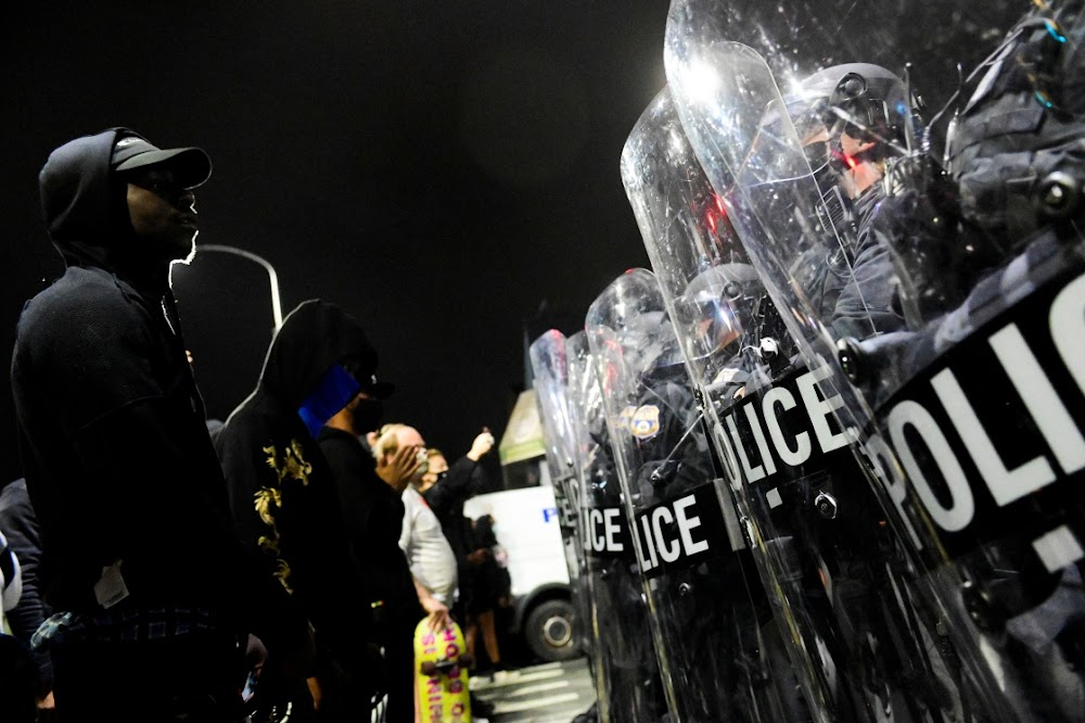 National Guard deployed in Philadelphia amid protests over another police killing
