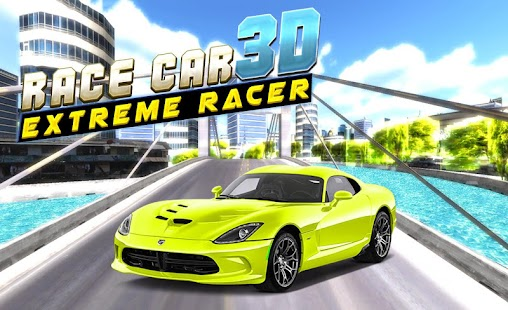 Race Car 3D Extreme Racer for PC-Windows 7,8,10 and Mac apk screenshot 1