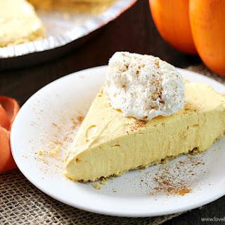 No-Bake Pumpkin Spice Cheesecake