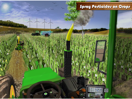 Farming Tractor Simulator 2016 1.1.2 screenshot 721811