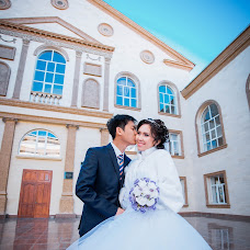 Wedding photographer Ruslan Khimatullin (khismatullin). Photo of 05.06.2015