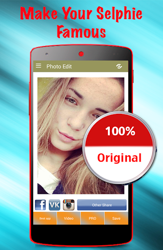 Selfies Photo Editor