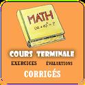Cours et Exercices et Évaluations Maths Terminale icon