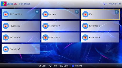 Duplex IPTV 1.1.830 screenshots 2