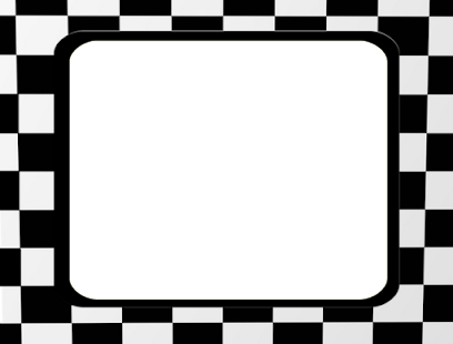 black and white photo frames screenshot thumbnail