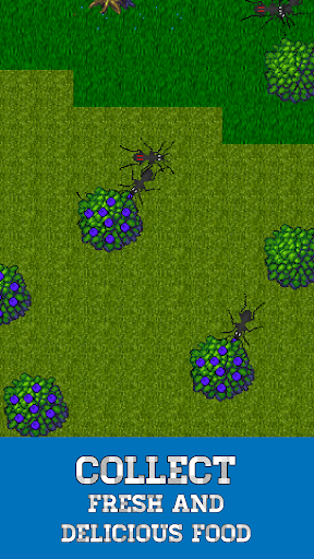 Ant Evolution - ant terrarium and life simulator 1.3.4 screenshots 2