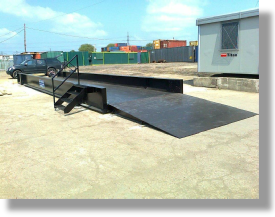 Weighbridge For Hire | Milton Keynes - New City Scales Ltd - Contact