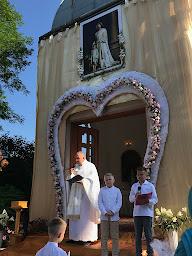Перше Святе Причастя в Янові, 27 червня 2021 р. Б.
