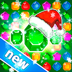 Treasure Hunters: free match3 gems Merry Christmas 2.7.5